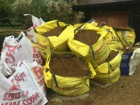 Free clean top soil
