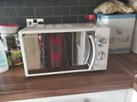Russell Hobbs microwave oven as good as new