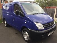 2009 MAXUS *NO VAT* *NEW CLUTCH* *FULL MOT* *FULL SERVICE HISTORY * *MINT CONDITION*REDUCED BY £1000