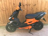 Peugeot Speedfight 2 2007 50cc scooter moped 12 months mot