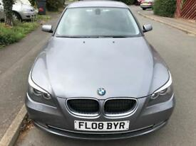 BMW 520D ,2008 REG NON RUNNER, FOR SPARES/ REPAIR/ PARTS