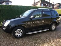 2006 SAANGY0NG REXTON RX 270 CDI DIESEL STUNNING LOOKS