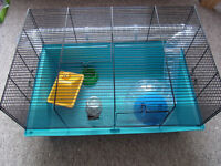 Hamster cage - need gone asap