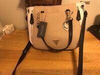 Guess ladies handbag with tags