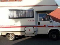 Talbot Express Pilote R450 Motorhome