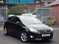 2011 FORD FOCUS 1.6 TDCI 115 ZETEC FULL SERVICE HISTORY-£20 TAX- PX WELCOME