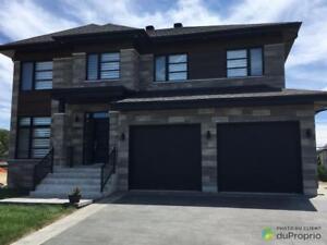 699 000$ - Maison 2 étages à vendre à Mascouche