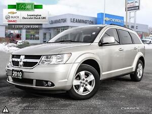 2010 Dodge Journey ACCIDENT FREE FWD V6 3.5 LT