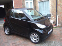 Smart Fortwo 1.0 Pure Cabriolet 2dr, 2009 (09 reg), £2595 ono