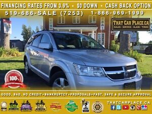 2009 Dodge Journey SXT-$49/Wk-7Seater-Remote St-Htd Sts-Tint-Pwr