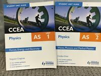 CCEA AS Physics Revision Books