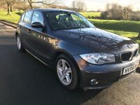 BMW 116 I SPORT F.S.H INCLUDING CAM CHAIN