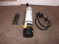 Diving pony cylinder set up