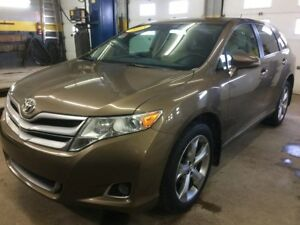 2013 Toyota Venza JAMAIS ACCIDENTÉ/CONDITION IMPECCABL;EAWD /TOU