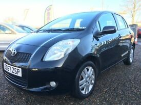 Toyota Yaris 1.3 VVT-i TR 5dr FINANCE AVAILABLE / HPi CLEAR / Low Mileage