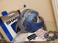 SHARK adult xs Helmet