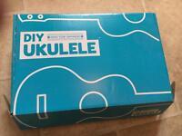 DIY Ukulele Kit