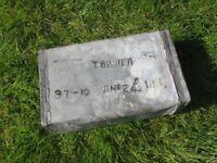 Rare WW2 Russian / Soviet Ammo Box Spam Can