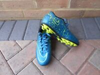 Childs Nike Mercurial Football Boots - size 3