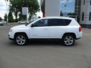2013 Jeep Compass Limited (Heated Leather Seats - Sunroof)
