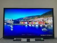 "40"" TOSHIBA LED SMART TV NETFLIX YOUTUBE FREEVIEW HD WIFI USB FREESAT CAN DELIVER"