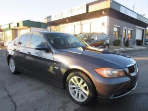 2006 BMW 3 Serie 325xi (AWD, Automatic, Sunroof, Leather)