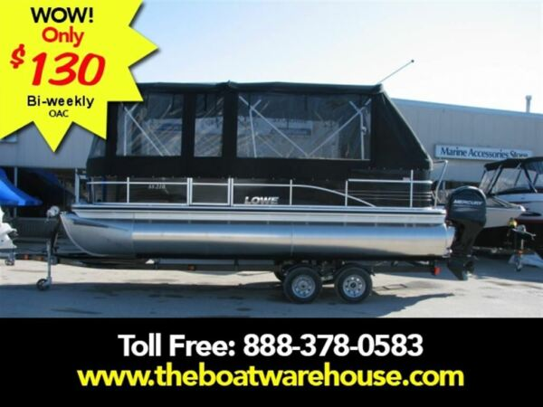 Used 2014 Lowe Boats SS210