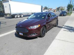 2013 Ford Fusion SE, LEATHER.