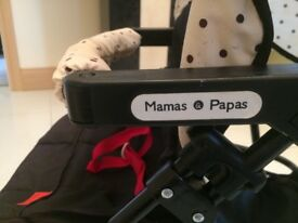 Mamas and Papas Childrens Toy Push Chair in very good condition
