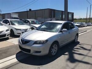2007 Mazda Mazda3 MANUAL!LOADED!FULLY CERTIFIED@NO EXTRA CHARGE!