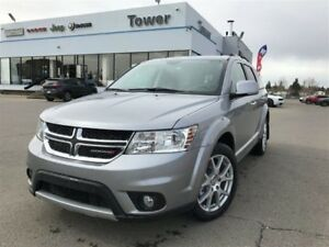 2017 Dodge Journey GT- AWD, DVD, HEATED SEATS & WHEEL