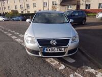 A very underused VW Passat (only 76k miles!!!) in excellent condition is for sale