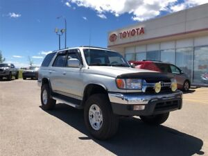 2002 Toyota 4Runner SR5 lifted. Excellent condition