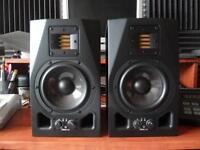 Adam A5x Active Studio Monitor Speakers (Pair)