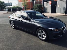 BMW 320 DIESEL 2013 MODEL SPORT NOT M3 NOT M SPORT NO DAMAGED 1 COMPANY OWNER FROM NEW £7000 Ono