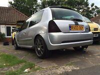 Clio 172 spares or repairs