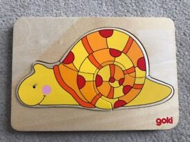Goki Snail Puzzle
