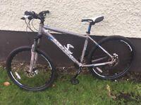 Carrera Vulcan mountain bike bicycle