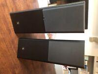 JBL LX33 floor standing speakers