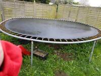 Large Trampoline 15ft