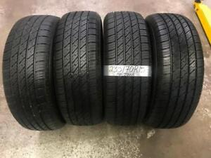 235/70R15 GT Radial Maxtour All-Season tires  (Full Set) Calgary Alberta Preview