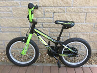"** Superb Condition ** - Merida 'Dakar 616' Child Bike (16"" Wheels/Stabilisers) (suitable 4-7 Years)"