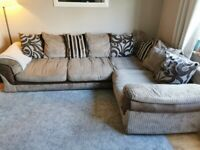 Harveys lullaby corner sofa