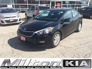 2015 Kia Forte 1.8L LX + Winter Edition