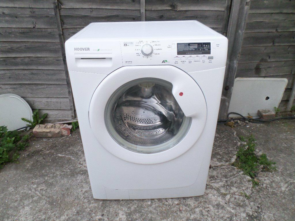 Hoover Dyn8144 8kg 1400 Spin Washing Machine Delivery Available Wiring Diagram