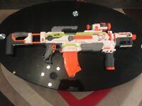 Nerf N-Strike Modulus ECS-10 Blaster Semi Automatic Toy Gun