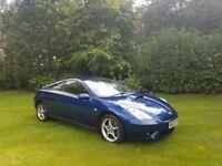 Clean, fair mileage Celica for sale