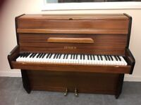 Upright 6.5 octave Zender Piano. Compact. FREE DELIVERY