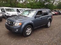 2010 Ford Escape XLT w/ LEATHER 4WD 6CYL