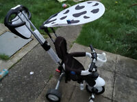 child smart tricycle trike